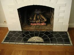 Decorative Hearth Tiles tile installations 42