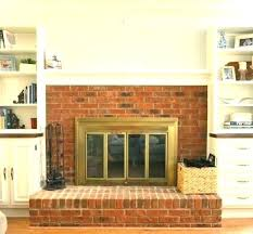 how to replace fireplace doors installing fireplace doors over uneven surface replacing fireplace doors f f dd how to replace fireplace doors