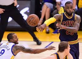 Image result for lebron james passing