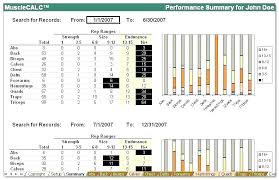 Exercise Logs Template Fitness And Diet Journal Log Spreadsheet Printable Free Glotro Co