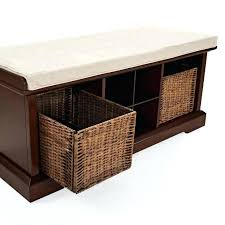 resin storage bench outdoor wicker bench medium size of wicker storage bench outdoor