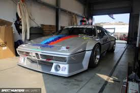Japanese Legend: The Speed Star M1 Procar - Speedhunters