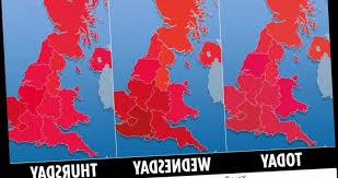 weather forecast uk summer holidays