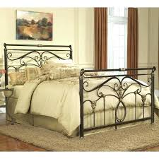 Twin Wrought Iron Bed Wrought Iron Bed Frame Large Size Of Wrought ...