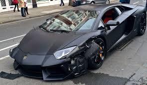 2018 lamborghini matte black. plain matte black lamborghini aventador crashes in london on 2018 lamborghini matte black