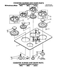 Kitchenaid Commercial Style Gas Cooktops Gas Stove Top Parts Gas Kitchenaid Range Top Parts
