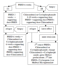 Flow Chart Of Treatment Algorithm Used In Children With Ns