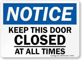 Closing Early Sign Template Free Door Signs Free Downloadable Sign Pdfs