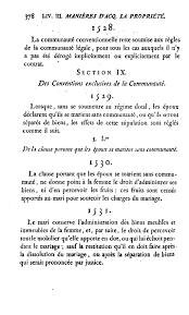 Page Code Civil Des Fran Ais 1804 Djvu 380 Wikisource Droit Civil Les Effets Du Mariage