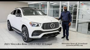 It's a midsize luxury suv in every traditional sense, but because. Something Special The 2021 Mercedes Benz Amg Gle 53 Coupe Review From Mercedes Benz Of Arrowhead Youtube