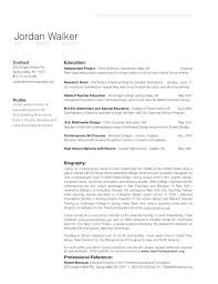 Resume Bio Example Unique Our Bio Writing Samples Biography Writing Services Executive Resume