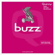 quinny buzz stroller buzz 01638 user