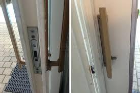large image for double bolt sliding glass door lock lockit sliding door lock installation lockit sliding