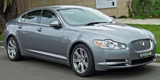 File:2009-2010 Jaguar XF (X250 MY10) Luxury sedan (2011-01-13).jpg ...