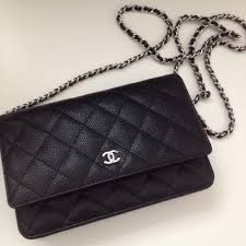 Long chain length (cross body). Chanel wallet on chain in classic ... & Photo of Chanel - Costa Mesa, CA, United States. Long chain length ( Adamdwight.com