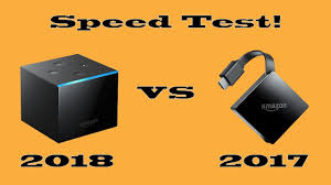 Fire Tv Comparison Chart Fire Tv Cube Vs Fire Tv 3 Speed Test