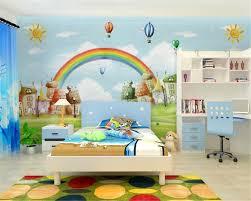 Behang Kinderkamer Regenboog Goedkoop Behang Kinderkamer Regenboog