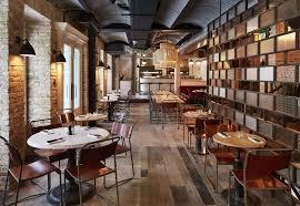 industrial style restaurant furniture. pizzeriainindustrialvintagestyleinparis1 industrial style restaurant furniture
