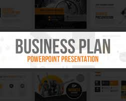 Business Plan In Powerpoint Activegoal Business Plan Powerpoint Presentation Template Visual