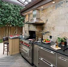 100 Custom Outdoor Kitchen Designs Decor Brinkmann Built In