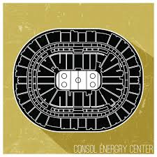 Pittsburgh Penguins Consol Seating Chart