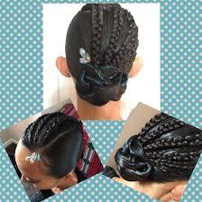 競技会に出るには④髪上げヘアセットをしよう 社交ダンサー