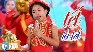 Tết Là Tết - Bé Trúc Tiên | Nhạc Thiếu Nhi MV - YouTube