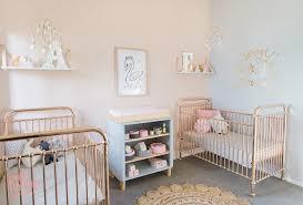baby room ideas for twins. Sophie\u0027s Twin Nursery | Petite Vintage Interiors Bloglovin\u0027 Baby Room Ideas For Twins