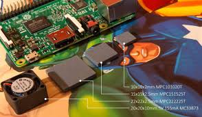 raspberry pi 3 cooling heat sink ideas element14 raspberry rpi3 heatsink ideas annotated w jpg