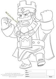 Clash Of Clans Air Bomb Coloring Page Dessin Clash Of Clans