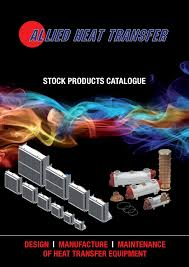 Stock Heat Transfer Designs Allied Heat Transfer Product Catalogue Pages 1 50 Text