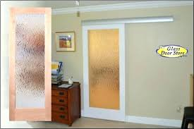 interior frosted glass door. Frosted Sliding Glass Doors Bathroom Barn Door In Perfect Interior .