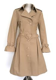 viktor en rolf collector s item the beige trench coat in cooperation with h m