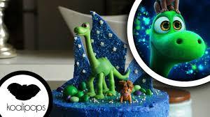 The Good Dinosaur Cake Action Figure Birthday Cake Birthday Cakes