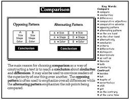 essay comparison sponsor a village comparison 2