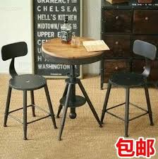 small round wrought iron tables wood to do the old wrought iron tables and chairs cafe