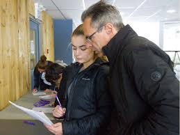 Office Jobs For Teens About 175 Teens Show Up For Jobs At Londons Boler Mountain The