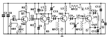 house fm transmitter 88 108mhz at 4 watt eleccircuit com house fm transmitter 88 108mhz at 4 watt