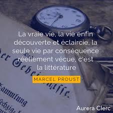 Citation Du Jour La Vraie Vie La Vie Enfin Découverte Et
