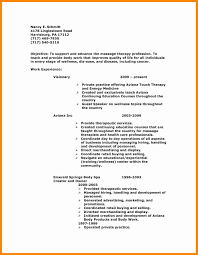Spa Therapist Resume Sample Spa Therapist Resume Sample Awesome 24 Massage Therapy Resume 17