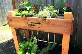 elevated raised garden beds. Elevated Raised Bed Gardening Garden Beds On Legs With Cedar In How To Build A Multi Level