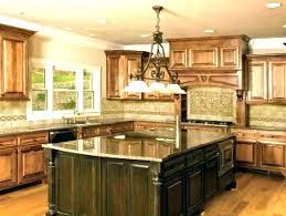 rustic kitchen island lighting ideas decor attachments rectangular pendant chandelier