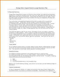 Sample Business Planr Restaurant And Bar Example Teller Resume