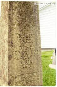 John Wesley Ball (1796-1875) - Find A Grave Memorial