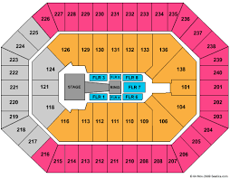 Disney On Ice Target Center Seating Chart Target Center Seating Chart