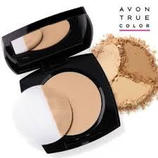 <b>Компактная матирующая пудра</b> Avon True colour flawless ...