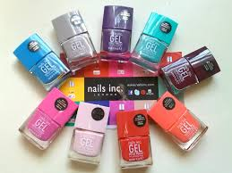 Effects Of Uv Light On Nails Review Swatches Nails Inc Gel Effect Polish Shades That