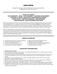 Sales Director Resume Sample Business Development Manager Resume Business Development Executive ...