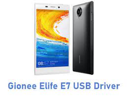 Download Gionee Elife E7 USB Driver ...