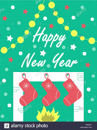 New Years Card Stock Photos New Years Card Stock Images